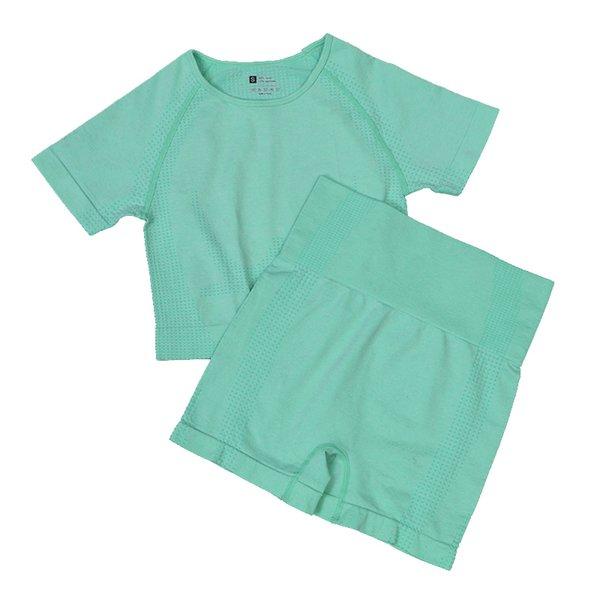 Pantaloncini corti verdi