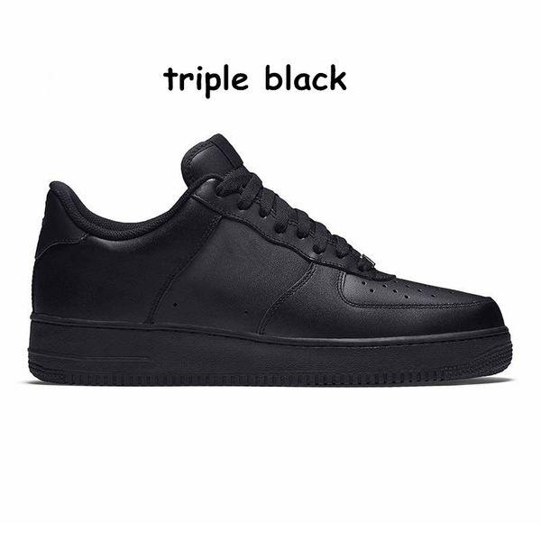 D27 Triple Black 36-45