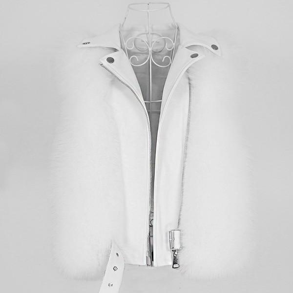 chaleco blanco