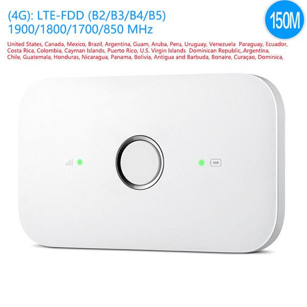 best selling Unlocked E5573cs-609 322 509 Cat4 4G LTE FDD Modem 3G Wireless WIFI Portable Pocket Mobile Hotspot Router SIM Card slot Dongle Band 2 3 4 5