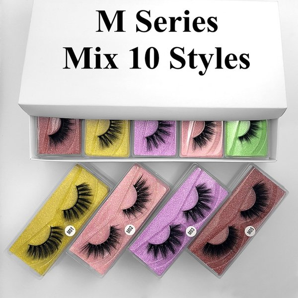 M series Mix styles