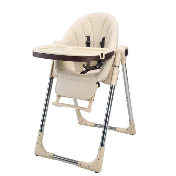 best selling Hot Sale Portable Baby Seat Height Adjustable Baby Feeding Chair High Dining Chair For Children Quality Mom Assured LJ201110