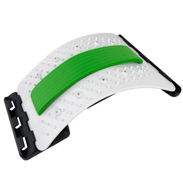 white-green China