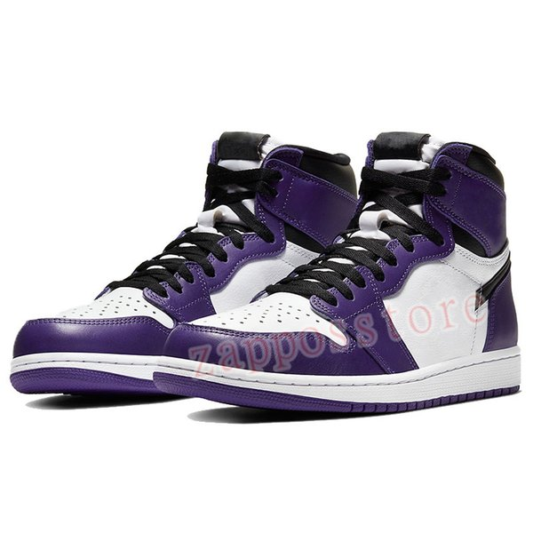 03. Суд фиолетовый белый