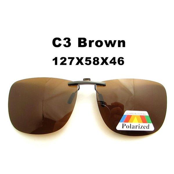 C3 Brown 127X58X46