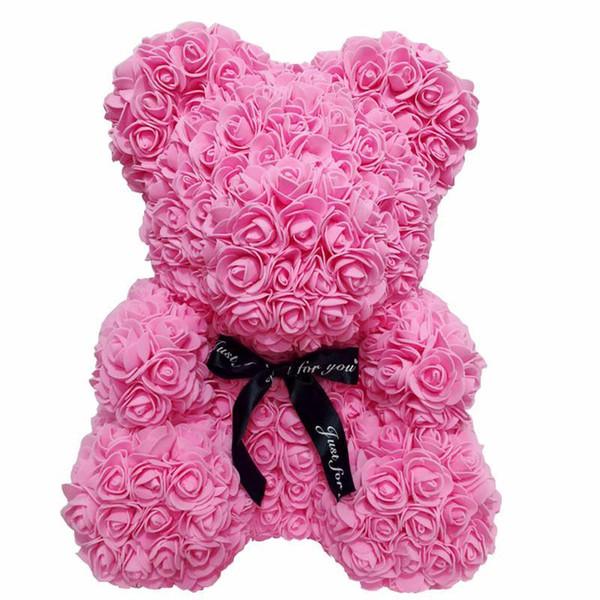 40 cm rosa.