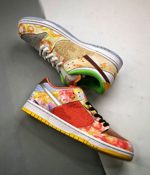 best selling Hot CNY Pro SB Low Chinese New Year Of China Dunk Street Hawker Men Women Skateboard Shoes Chaussures Dunks Sports Sneakers Mens Trainers