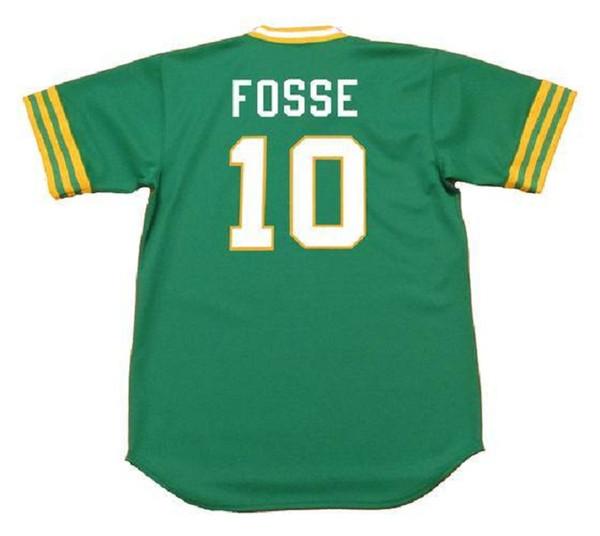 10 Ray Fosse 1973 Verde