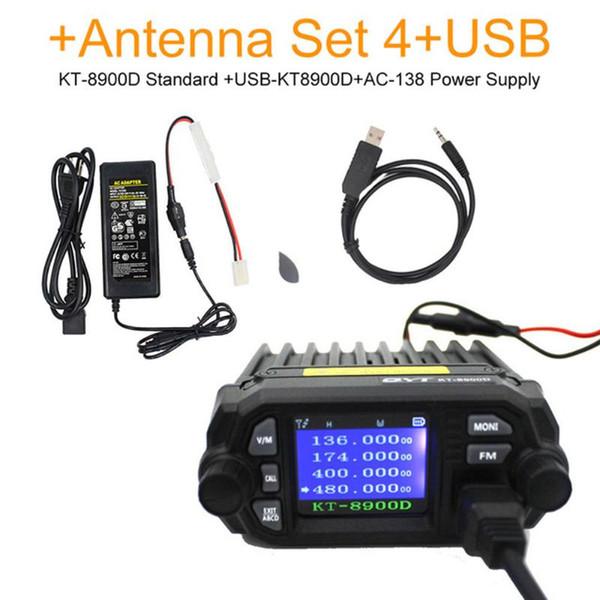 KT 8900D USB Set 4