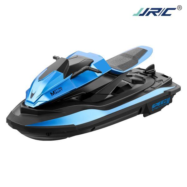 RC barca blu