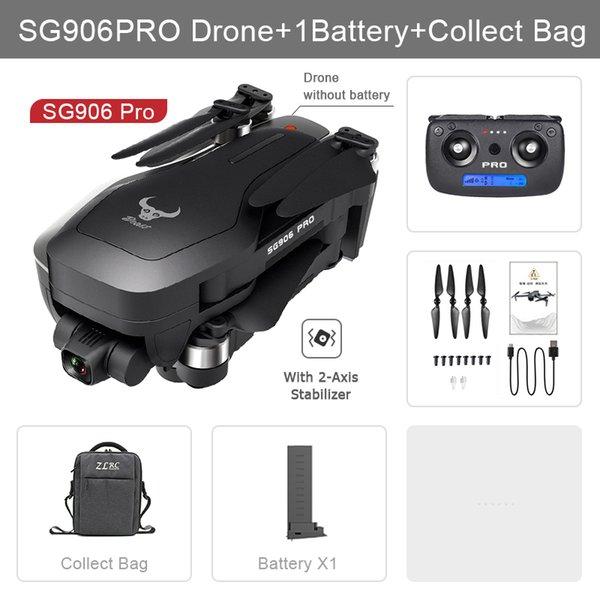 906 Pro 1B con el bolso