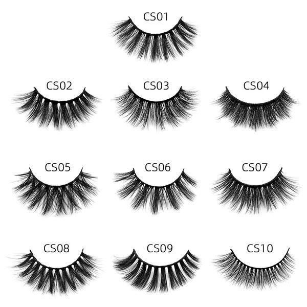 Cs series pick styles