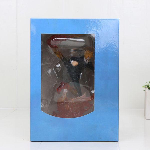 Sanji bleu en boîte