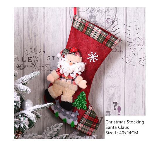 L size- Santa Claus
