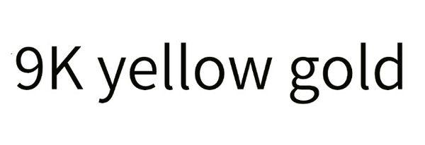9k Yellow Gold