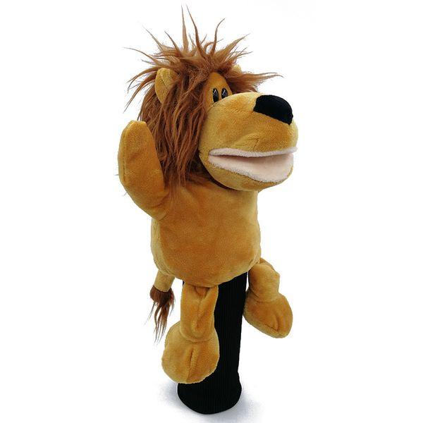 Cheveux bruns Lion