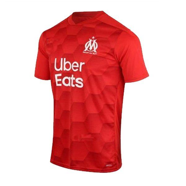 jersey 20/21 homens vermelhos