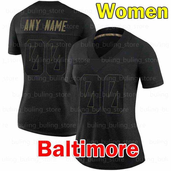 Personalizzato 2020 New Women Jersey (W Y)