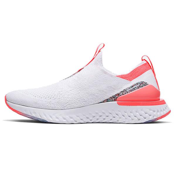 7 White Pink 36-45