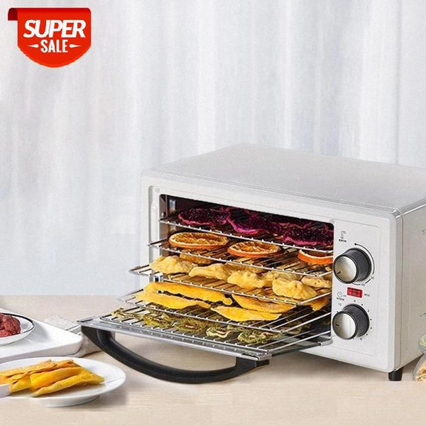 best selling Dried Fruit Vegetables Herb Meat Machine Household MINI Food Dehydrator Pet Meat Dehydrated 5 trays Snacks Air Dryer EU US #p41k