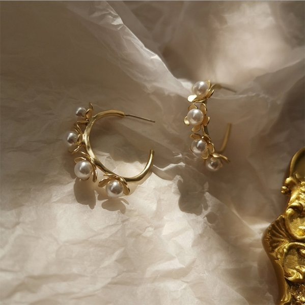 Pearl Flower Advanced Dumb Gold E # 88750