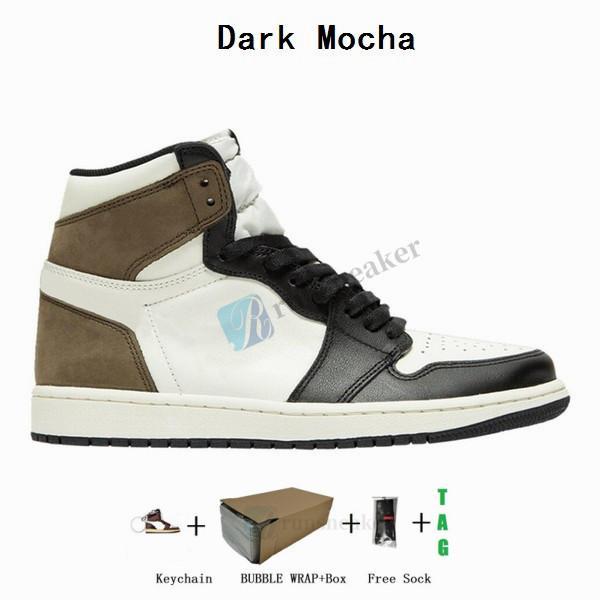 1s-Dark Mocha