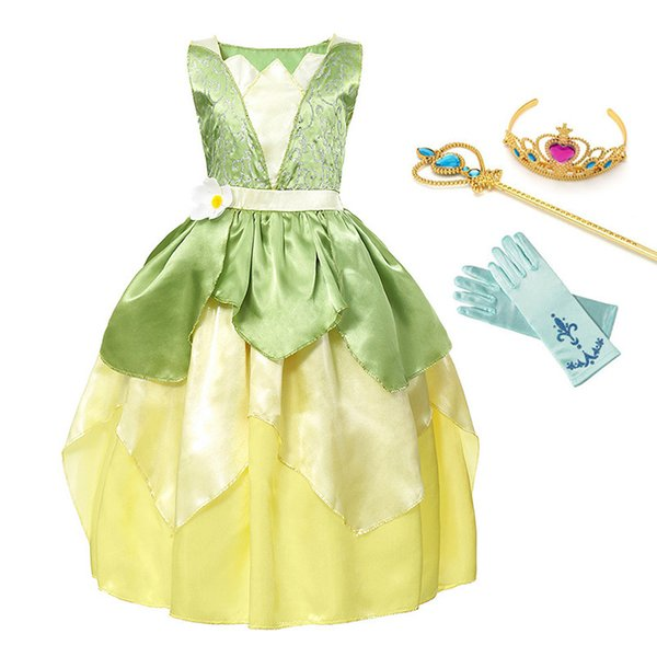 Tiana Dress Set 01