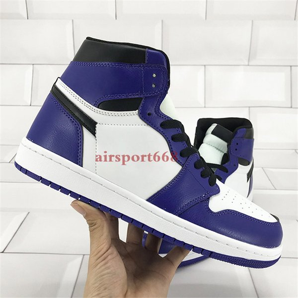 corte bianco viola
