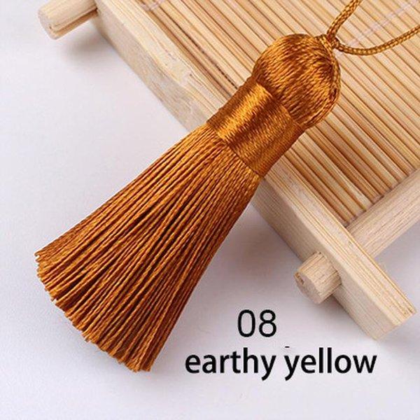08 Erdiges Gelb