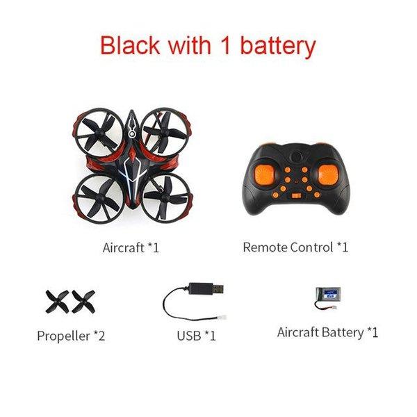 Schwarz mit 1 Batterie China