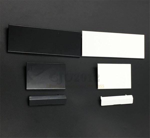 top popular wholesale 1000pcs  lot Plastic 3 in 1 Replacement Plastic Door Slot Covers for Nintendo Wii Console lowest price 2020