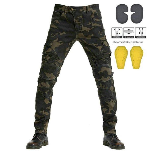 JES-6 Camouflage
