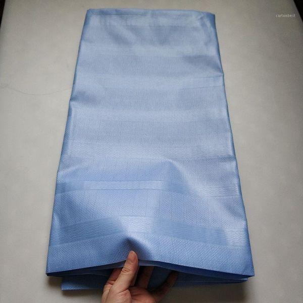 top popular African Nigerian Atiku lace for man cloth atiku fabric 100% cotton 5 yards per piece1 2021