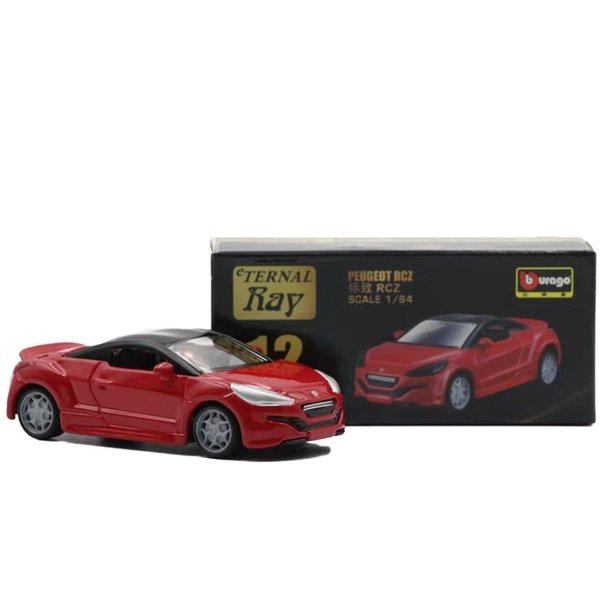 Peugeot RCZ Red