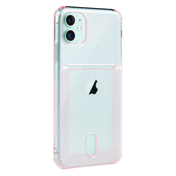 Transparant 핑크