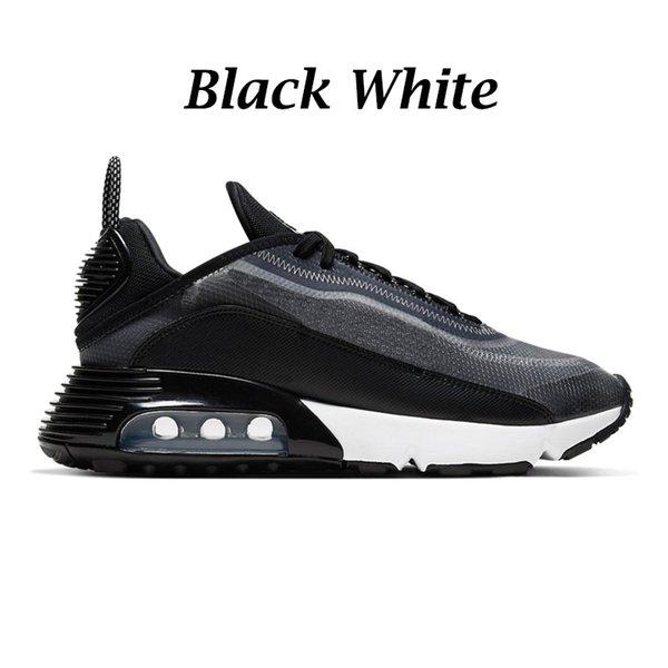 15 Black White