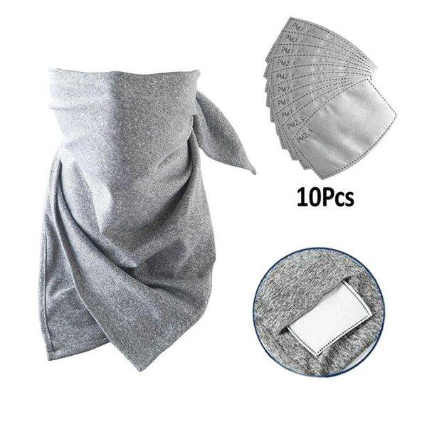 L gris 10 filtros