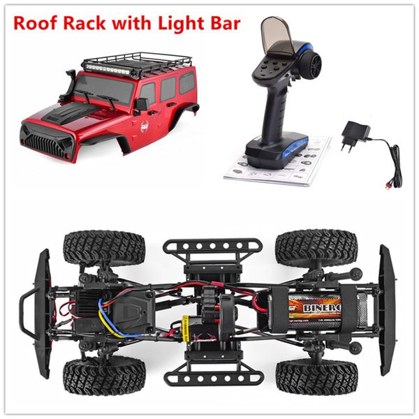 Include Roof Rack