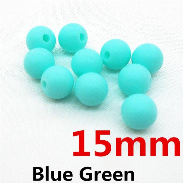 Blue Green 15mm
