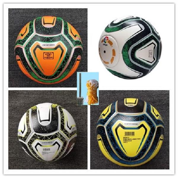 best selling new 2019 2020 la liga soccer 5 balls Merlin ACC football Particle skid resistance game training 19 20 Soccer Ball size 5