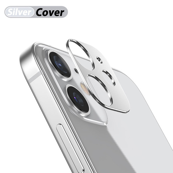 For iPhone 12(5.4) Siliver