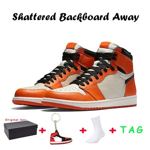 24 Shattered Backboard Away