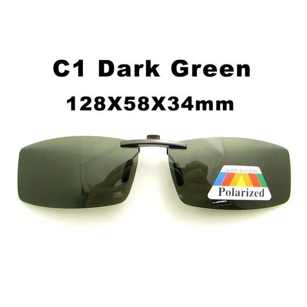 C1 Verde Scuro 128X58