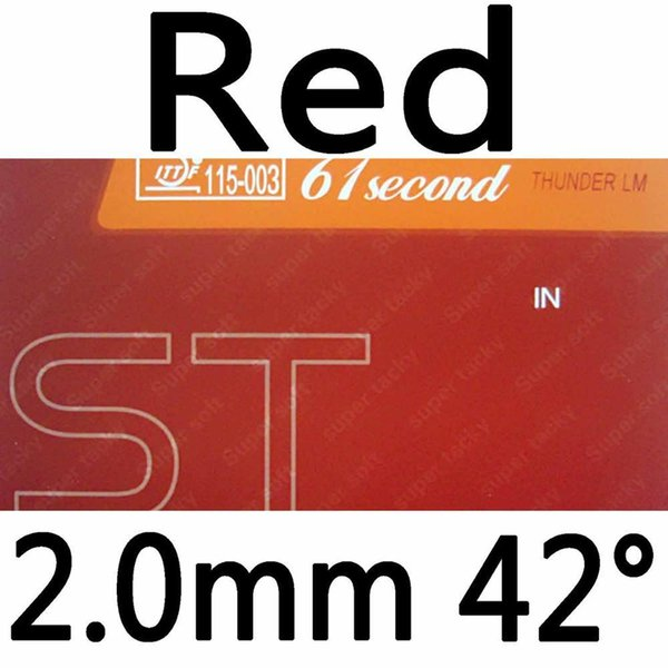 Red 2.0mm H42