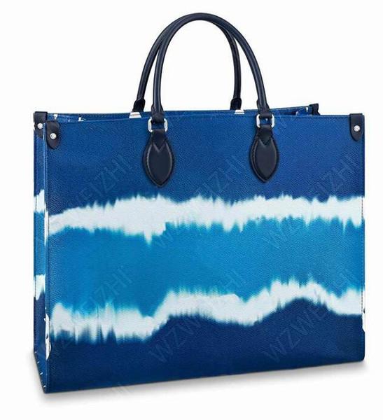 파란색 너비 41cm.