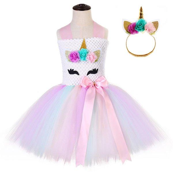 Vestido de unicornio 2