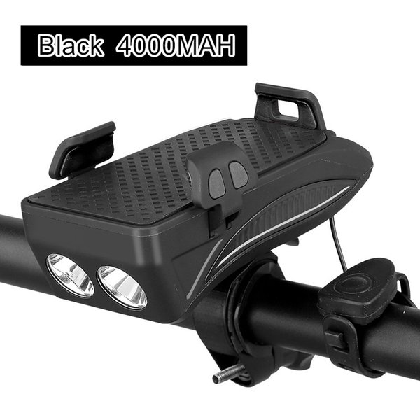 Black 4000mah