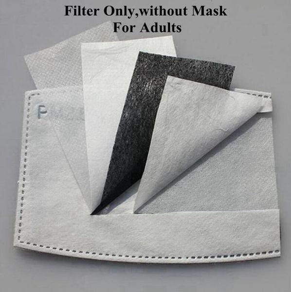 Filtre uniquement (pas de masque)