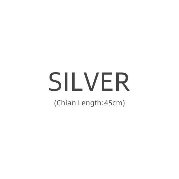 Silber 45 cm