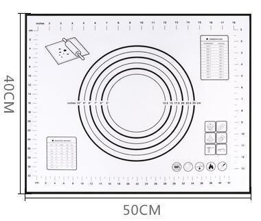 50x40cm (negro)